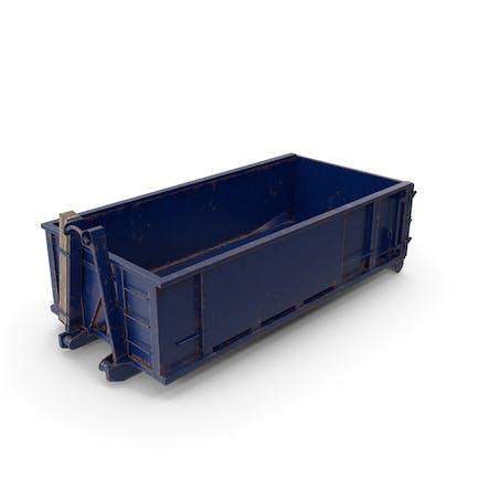 Roll Off Dumpster Dusty 15 Yard
