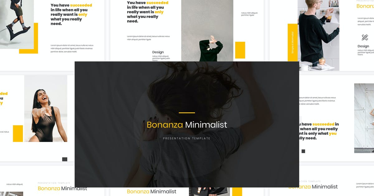 Download Bonanza Keynote Template by kylyman