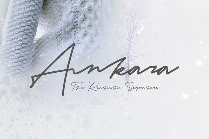 Thumbnail for Ankara - The Realistic Signature