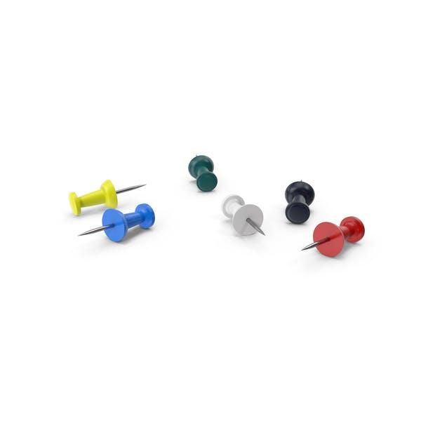 Thumbnail for Push Pins