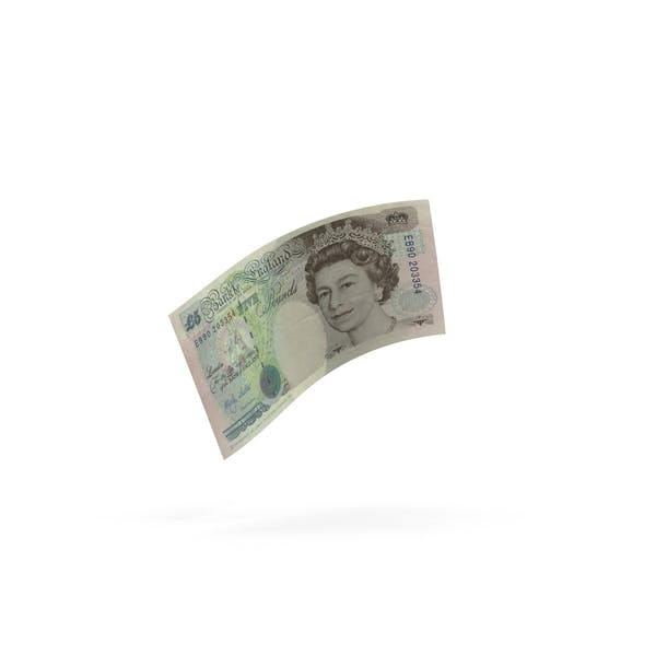 Cover Image for 5 Pound Note