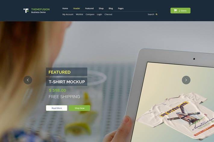 Cover Image For Ambesten Multipurpose MarketPlace - RTL WooCommerc