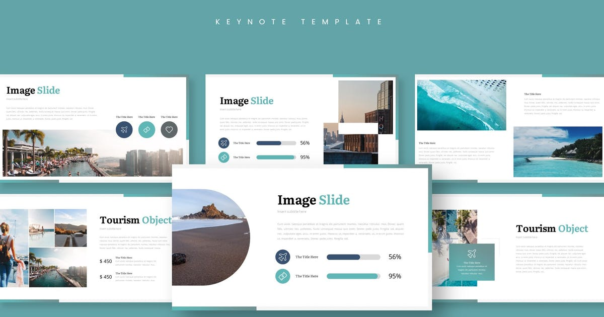 Download Booking - Keynote Template by aqrstudio