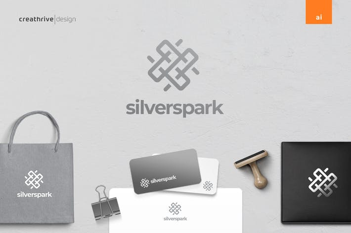 Thumbnail for SilverSpark Logo
