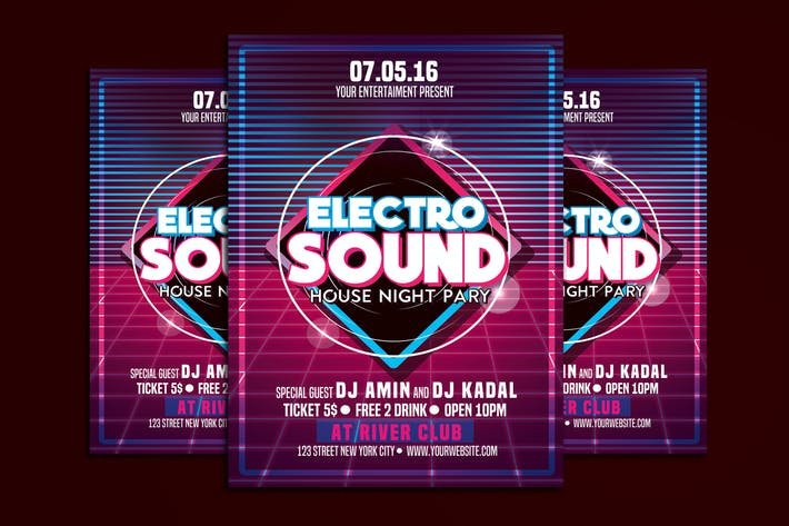 Thumbnail for Electro Sound Music Party