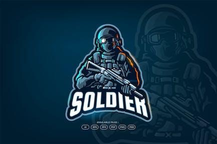 Soldier Logo