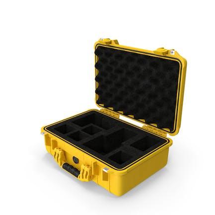 Pelican Case Photo Foam Yellow
