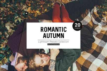 Romantic Autumn Lightroom Presets