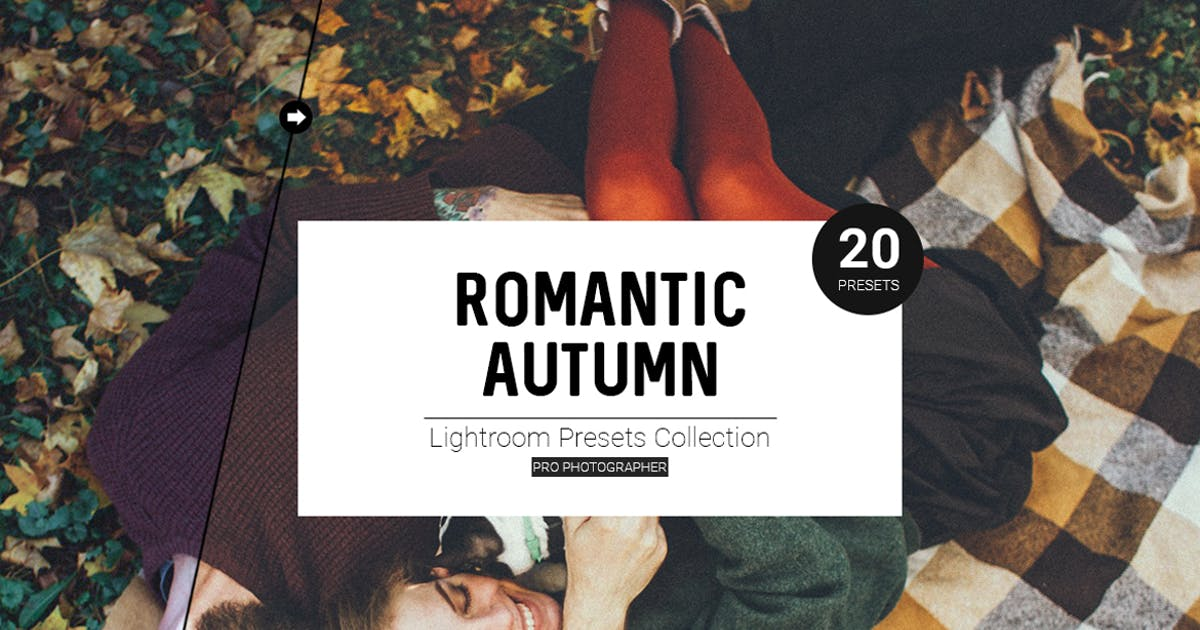 Download Romantic Autumn Lightroom Presets by Temaphoto
