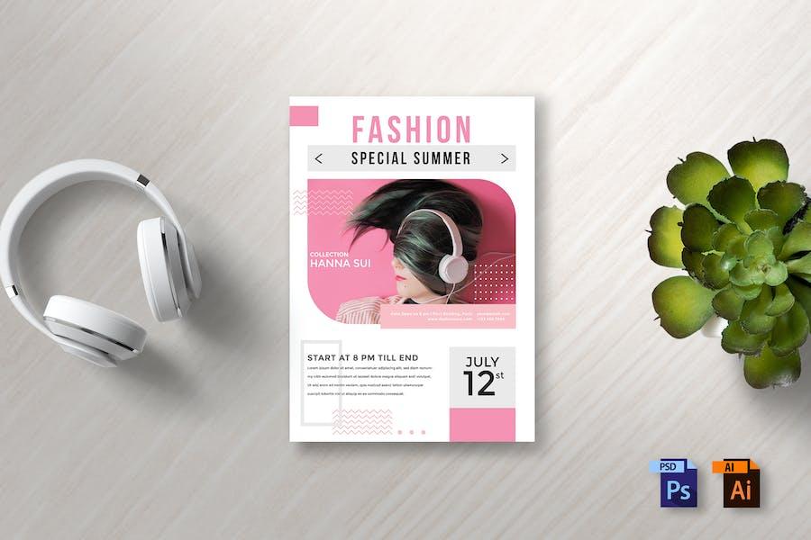 Fashion Flyer Vol 3