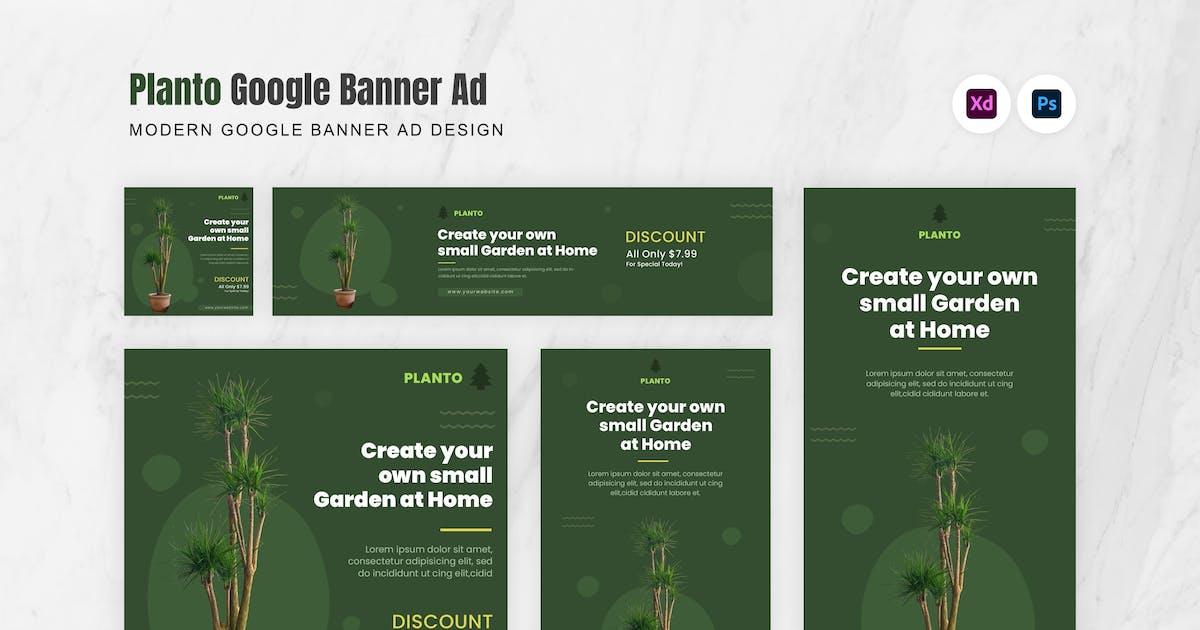 Download Planto Google Ads by Fannanstudio