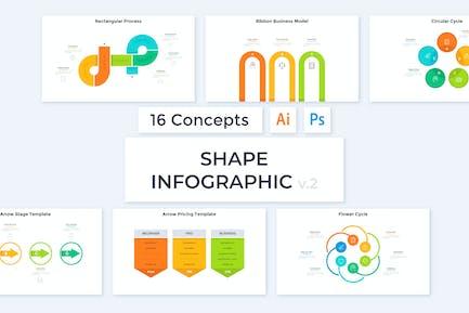 Shape Infographic v.2
