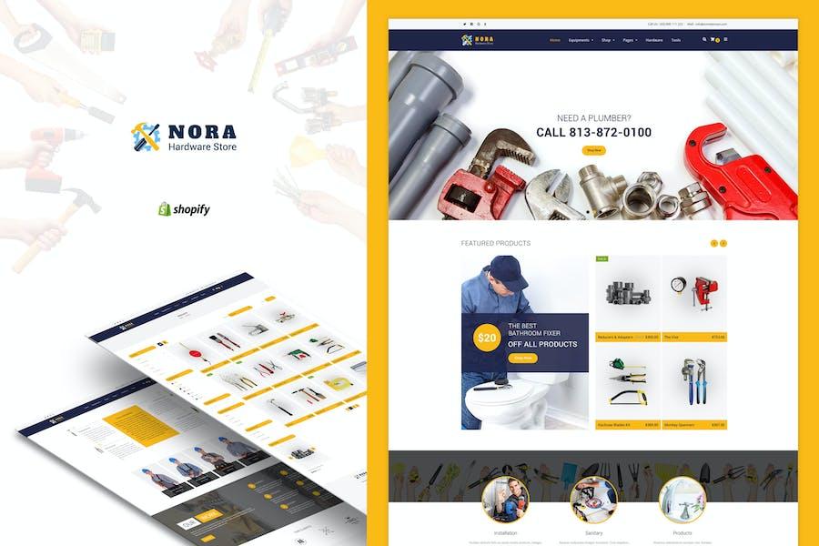 Nora - Hardware Store Shopify theme