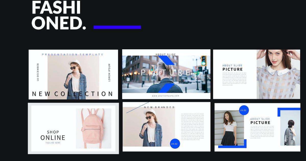 Download Fashioned Stylist Keynote by dirtylinestudio