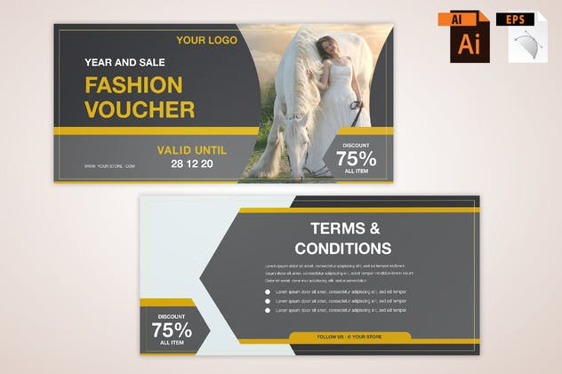 Fashion Voucher vol 1