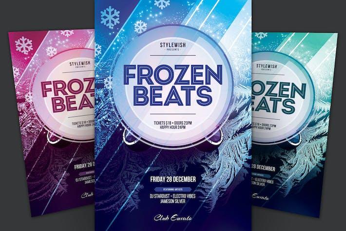 Thumbnail for Frozen Beats Flyer