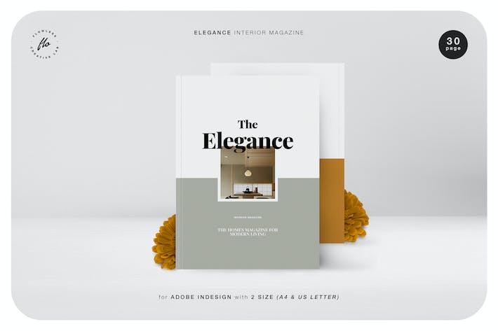Thumbnail for Elegance Interior Magazine