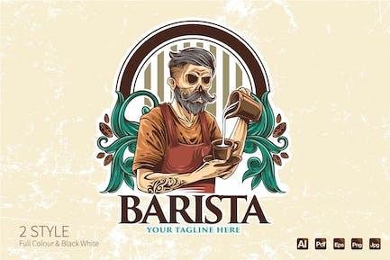 BARISTA - Logo Vector