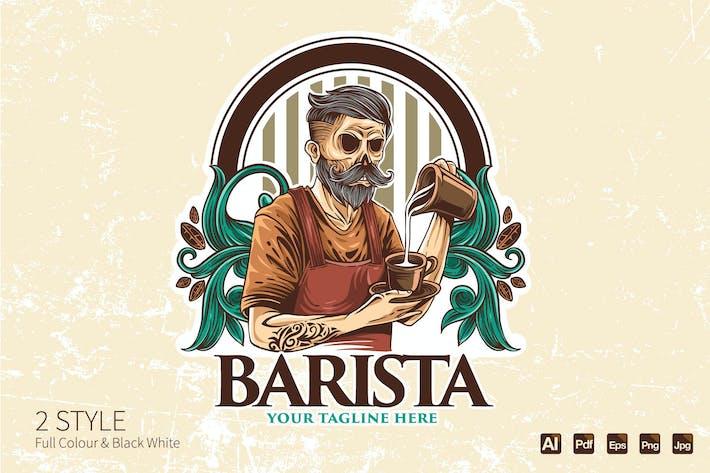 Thumbnail for BARISTA - Logo Vector
