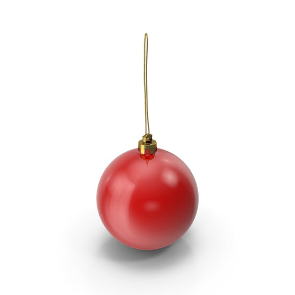 Cover Image for Red Christmas Ball