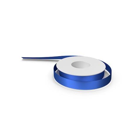 Blue Foil Ribbon Spool