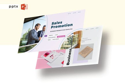 SALES PROMOTION - Powerpoint V437