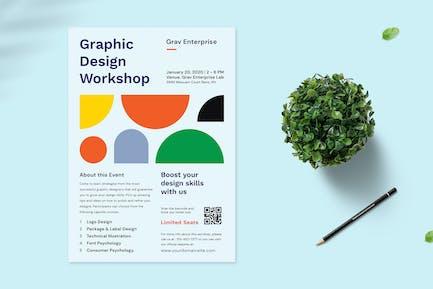 Design Workshop Flyer