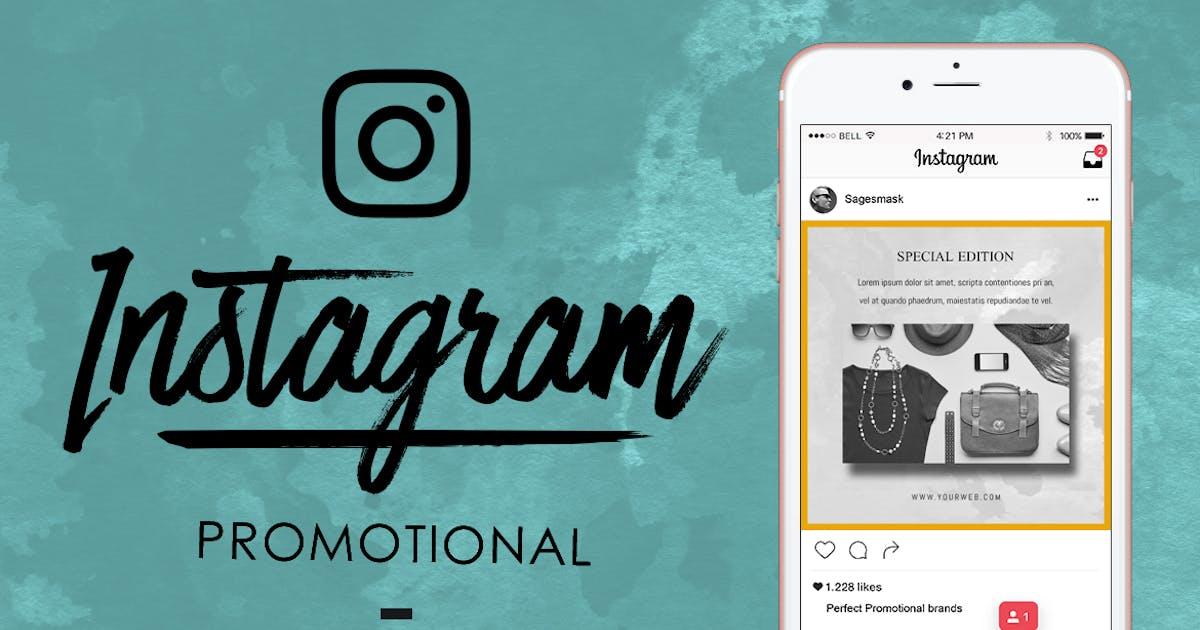 10 Instagram Promotional Vol. 3 by sagesmask