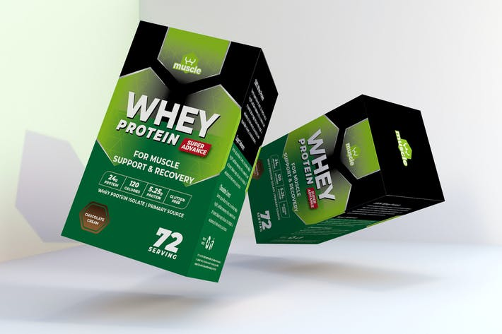 Thumbnail for Protein Gym Supplement Box - Scalable