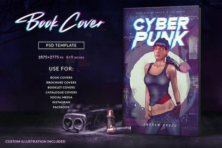 Thumbnail for Cyberpunk Book Cover