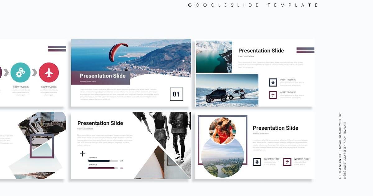 Download Oscaro - Google Slide Template by aqrstudio