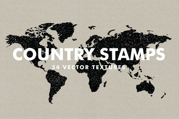 Thumbnail for Country Stamps