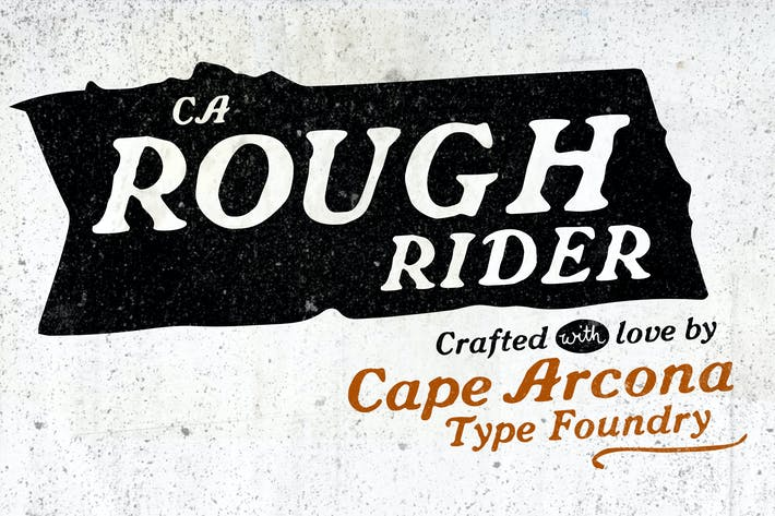 Thumbnail for CA Rough Rider
