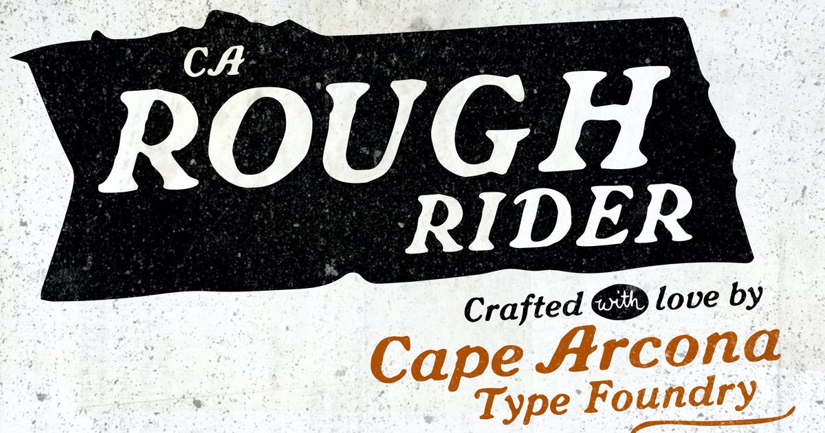 Download CA Rough Rider by capearcona