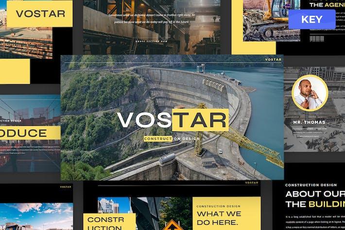 Vostar - Keynote Presentation Template
