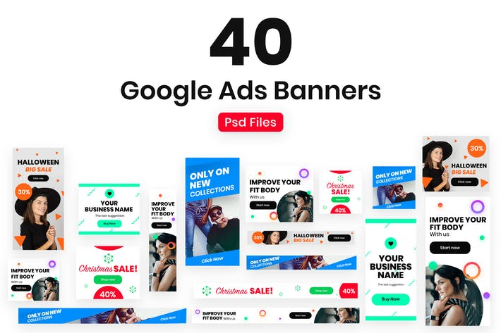 Thumbnail for Google Ads Template