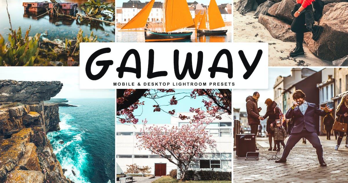 Download Galway Mobile & Desktop Lightroom Presets by creativetacos