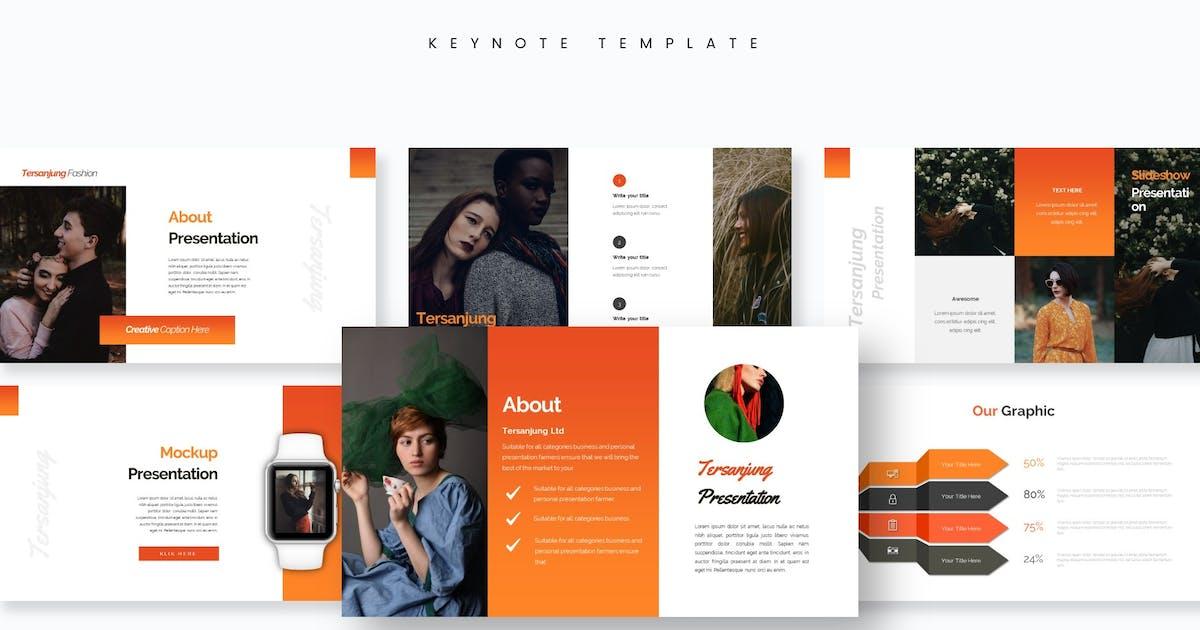 Download Tersanjung - Keynote Template by aqrstudio