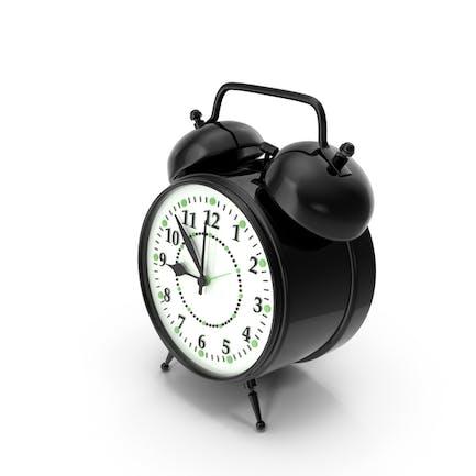 Alarm Clock Black
