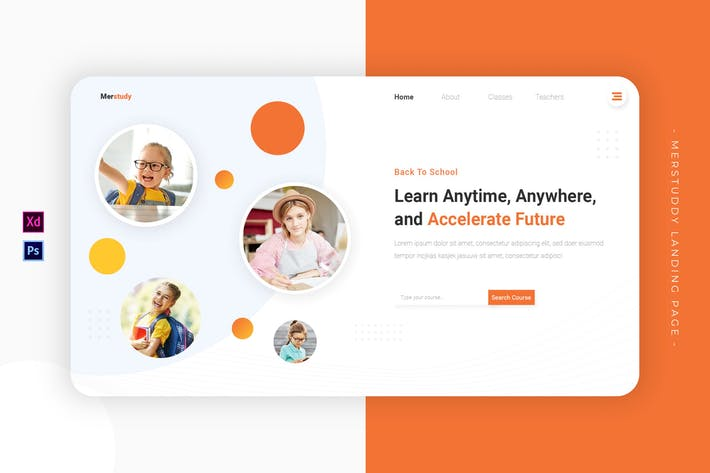Thumbnail for Мерстудди | Landing Page