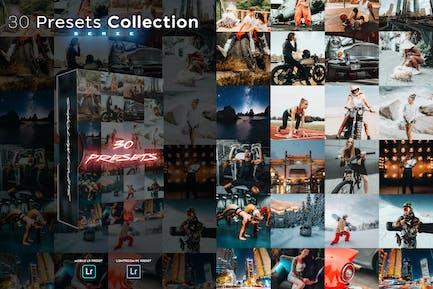 30 Lightroom Presets Collection