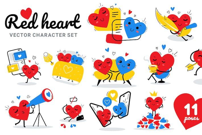 Herz-Zeichen