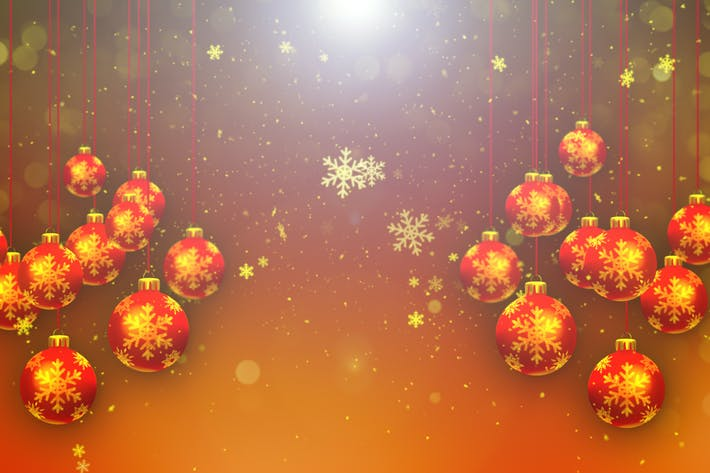 Thumbnail for Christmas Baubles 4