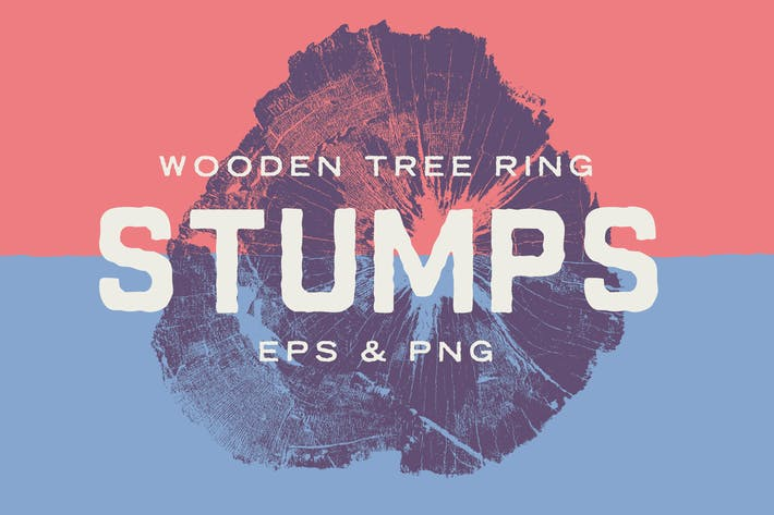 Cover Image For Wood Tree Stumps