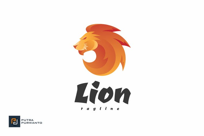 Thumbnail for Lion - Logo Template