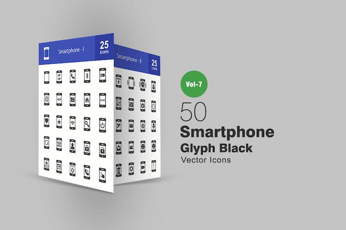 Thumbnail for 50 Иконки чки для смартфонов