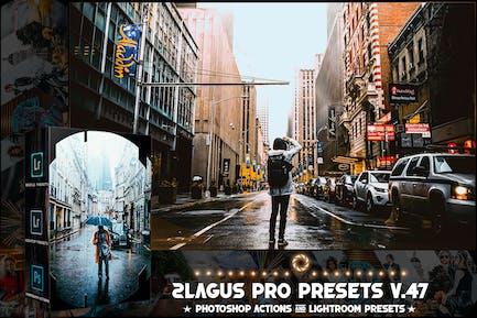 Пресеты PRO - V 47 - Photoshop и Lightroom