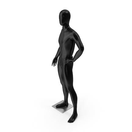 Maniquí masculino