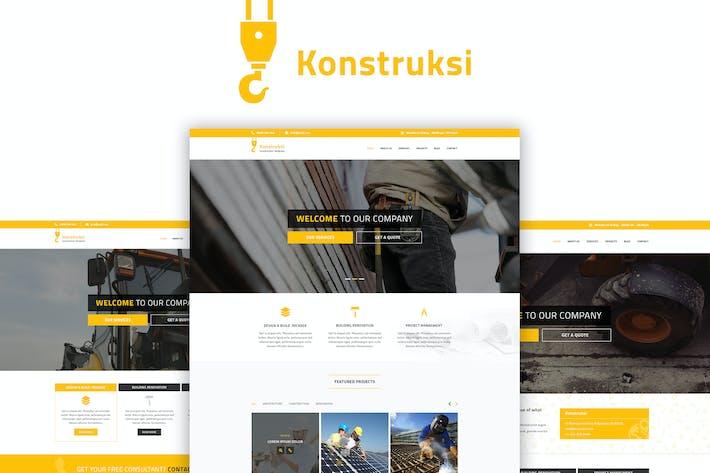 Thumbnail for Konstruksi
