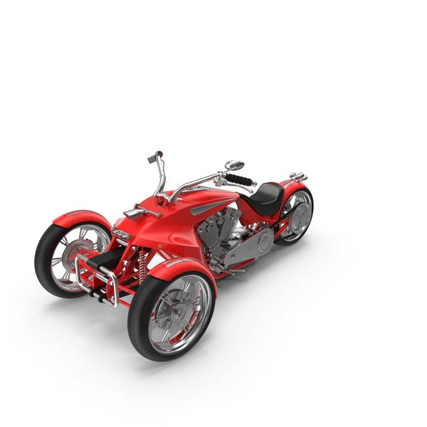 Cover Image for Trike Chopper